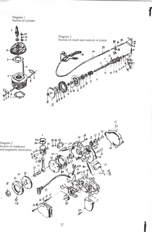 exploded engine view motored bikes motorized bicycle forum 02 09 2012 03 29 31pm jpg