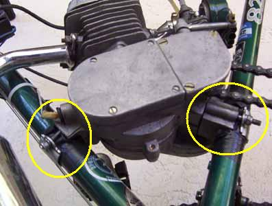 Engine Installation Guide By Tom Motorized Bicycle Forum