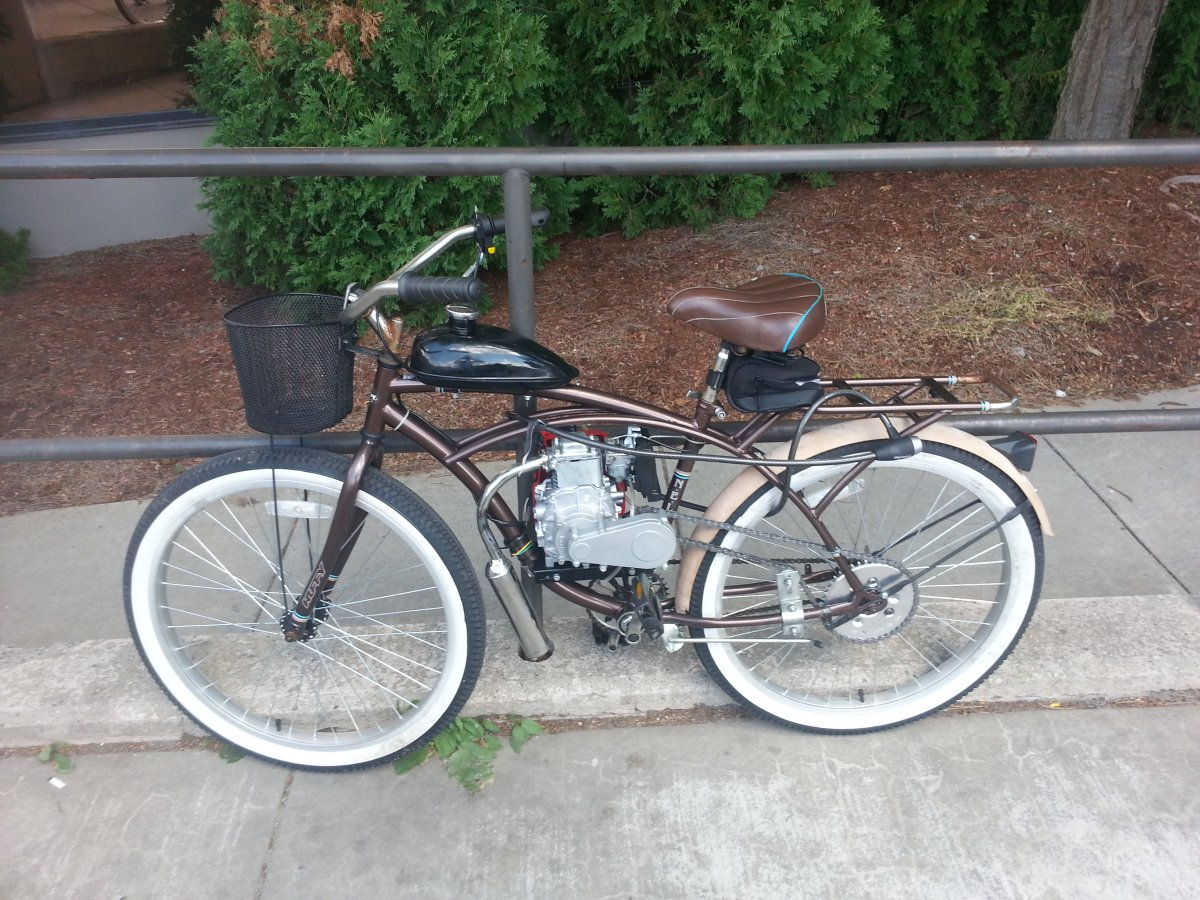 79cc harbor freight? Or 212cc | Motorized Bicycle Forum