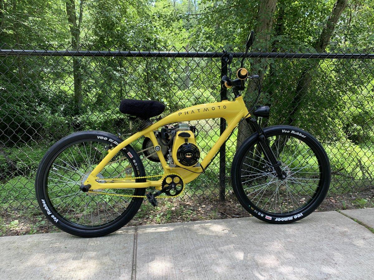 79cc Lifan Engine Mods? | Motorized Bicycle Forum | Motored