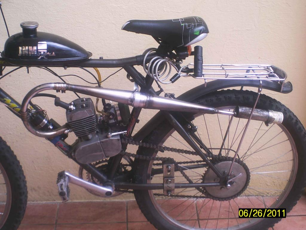 Motorized bike forums for Smith motors brookfield mo