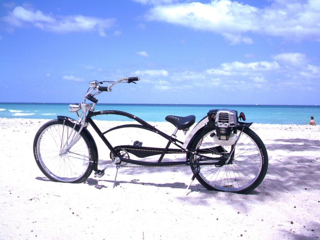 Kustom Kruiser Gt Dyno Roadster Motored Bikes Motorized