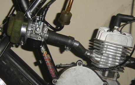 Motorized Bicycle High Performance Real Mikuni Carburateur 18 mm