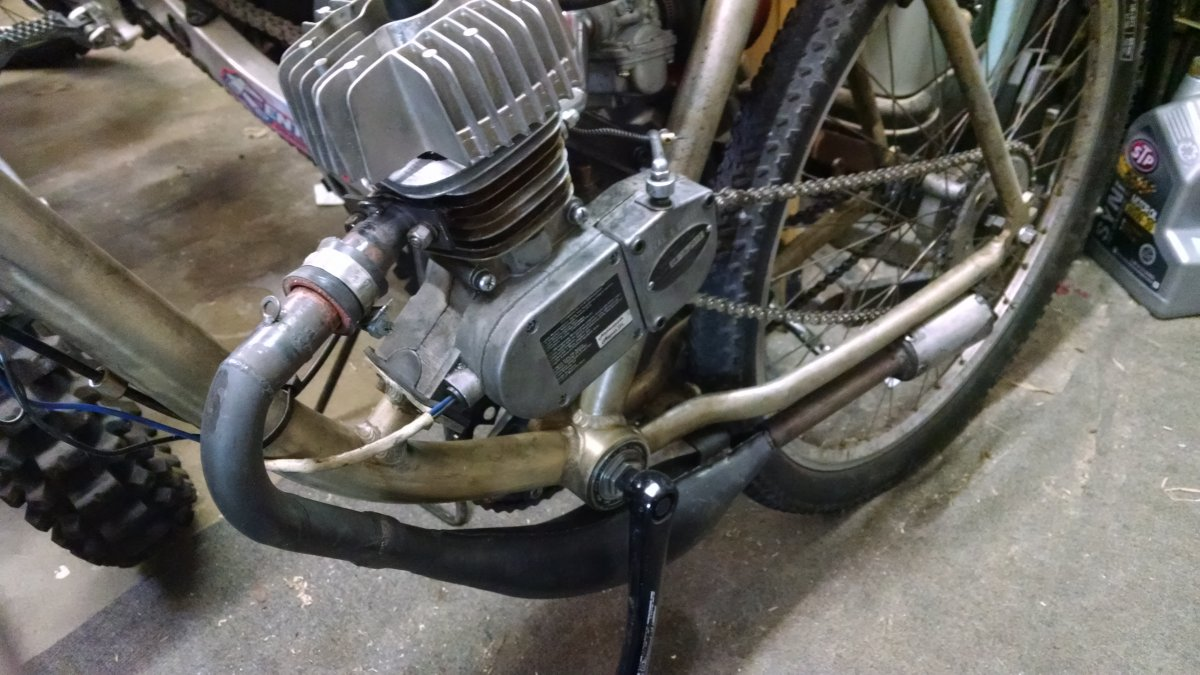 Exhaust - Is this pipe I made hindering performance