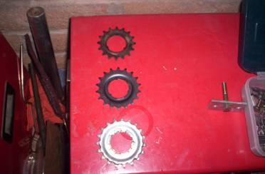 motorized bicycle front sprockets.jpg