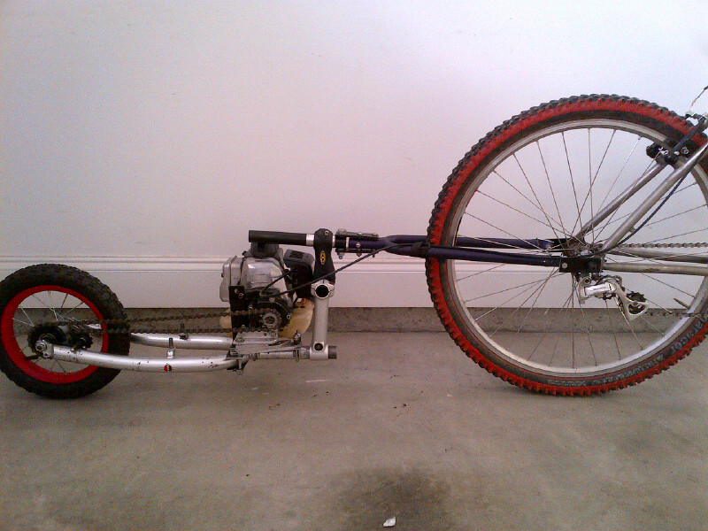 Bicycle Push Trailer Bicycle Model Ideas