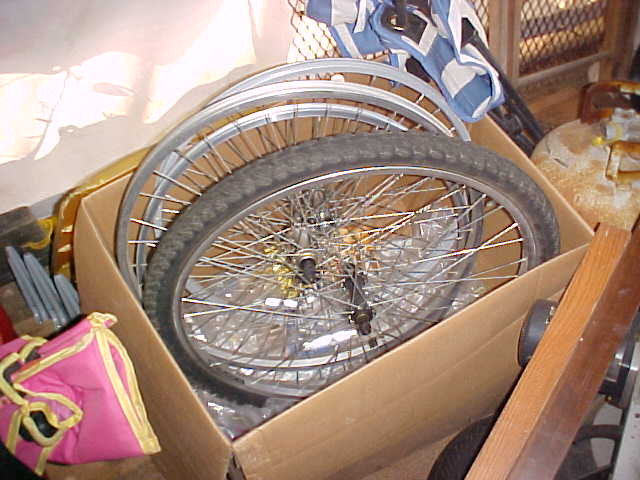 For Sale - gas powered 21 speed bike and more | Motorized