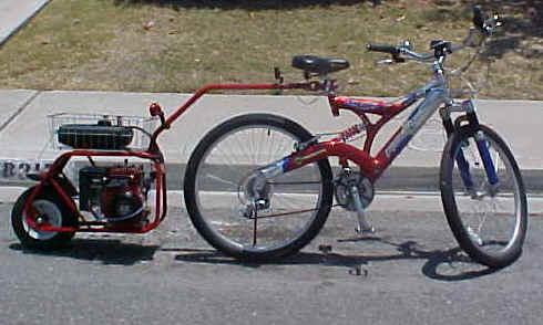 Bicycle Pusher Bicycle Models