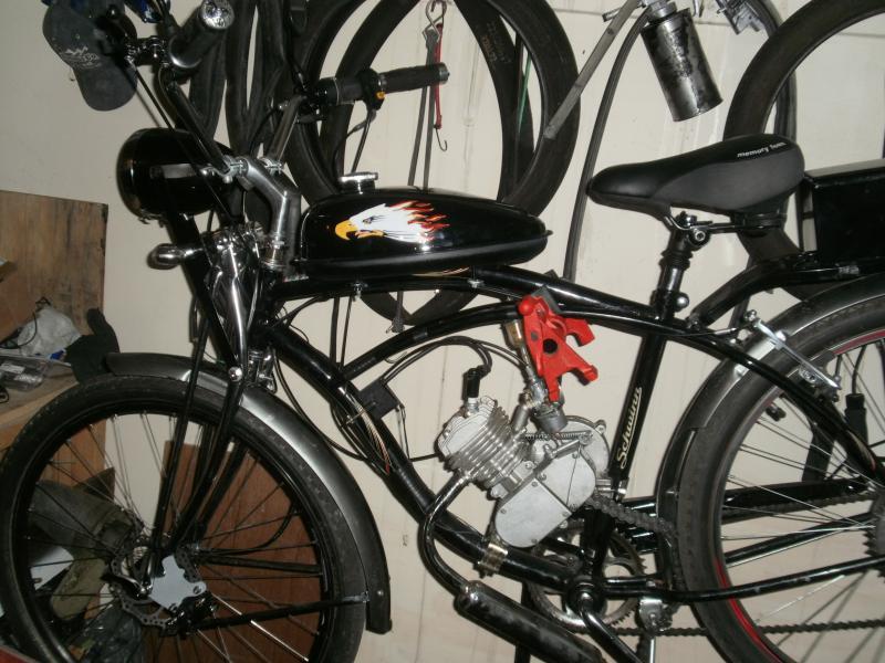 6 5 predator and cruiser bike | Motorized Bicycle Forum