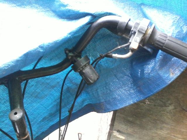 for NuVinci N171 Hub Grip Shifter Twist