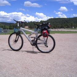 Honda 50 Mountain bike