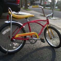 Kids all original Schwinn StingRay for sale.