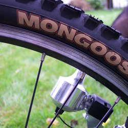 Mongoose Mountain Bike 3