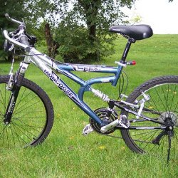 Mongoose Mountain Bike 4