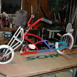 kustom bike for 7 year old