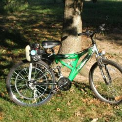 2007 Next Green Shocker 21 speed