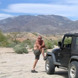 Borrego desert -- just over an hour away