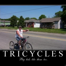 This trike is making a comeback!!