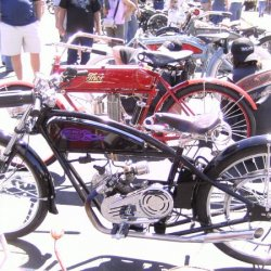 Shriners benifit Cycle Show Palm Sunday