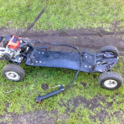 my first motorised ksateboard ebay bought for 200