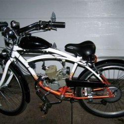100 0771 this is the second one. Pull start, centrifugal clutch, lights, turn signals, brake light