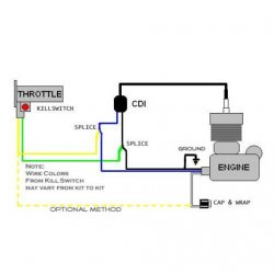 Electrical Diagram kill switch