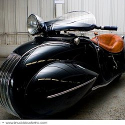 The Art Deco Henderson of 1930.. 