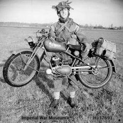Flying Flea WWII
