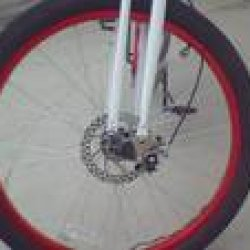 front disk brakes