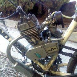 48cc RAW motor.