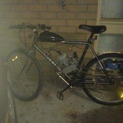 66cc 2 stroke bycycle engine kit $300