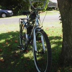 Classic Cycle   Skyhawk 48cc   01