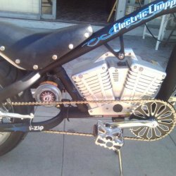 R/S w/ battery pack and 450 watt brushed