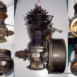 !920/30s 147cc Villiers motor