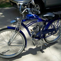 20011 schwinn with z280 66cc and up dates