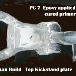 Worksman Build  Top  Kickstand plate    one copy