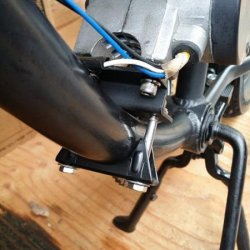 final 1.5 inch muffler clamp
