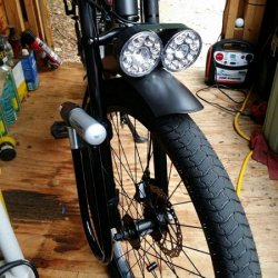 Relocated Lock & New Low Wattage 12v Lights