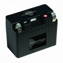 Phantom 12v 9amp Lithium-Ion battery