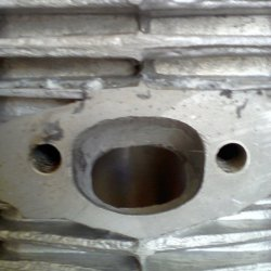 Crappy Time intake port