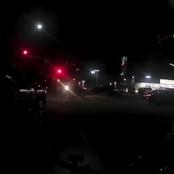 Motorized Bike Ride At Night While Listening To Mozart - YouTube