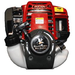 Silver-eagle-engine