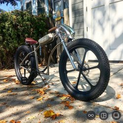 212cc imperial cycles build