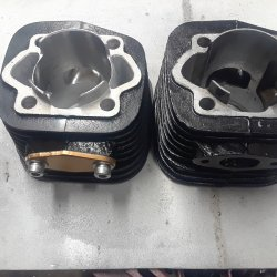 Cylinder comparison