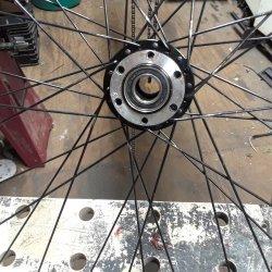 30x17x7mm sealed bearings