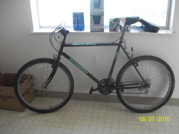 000 0006 Used SCHWINN latest build