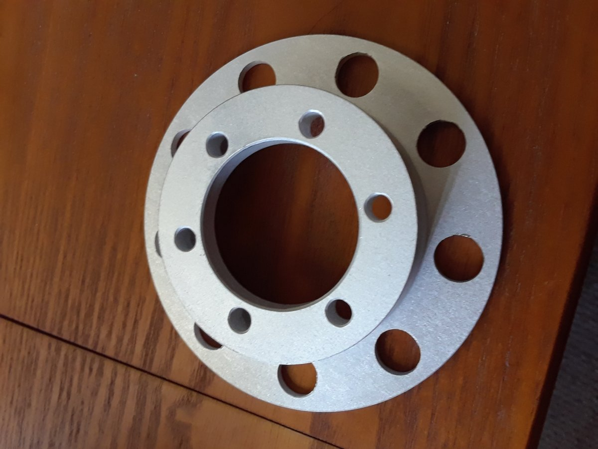 Disc Drive sprocket adapter