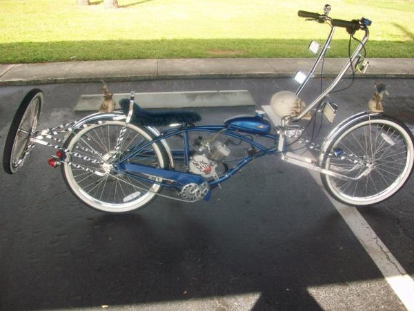 Custom Lowrider Bicycle Forks Bicycle Models