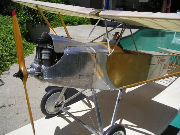 Proctor Parasol with engine