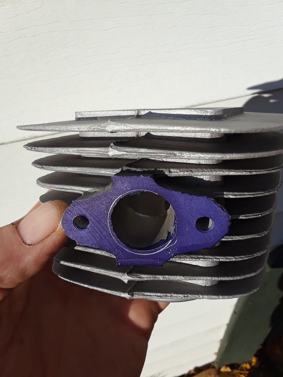 Case reed porting advice | Motorized Bicycle Forum | Motored